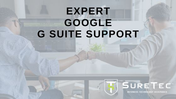 Expert Google G Suite Support Services