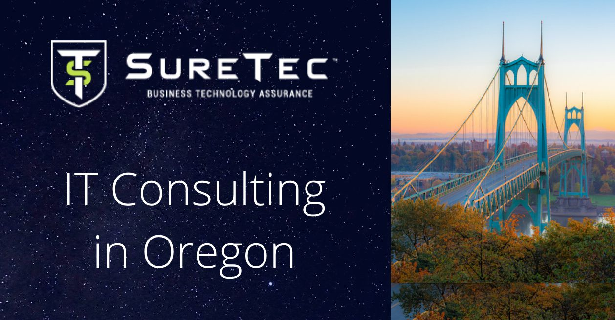 IT Consulting in Oregon